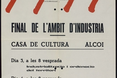 6. Final àmbit indústria - Alcoi (ANC)